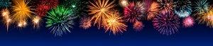 Lagerhelfer Feuerwerk