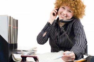 Bürokauffrau